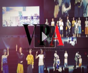 2019第九届亚洲美业金紫荆大奖盛典VPA威派国际团队秀