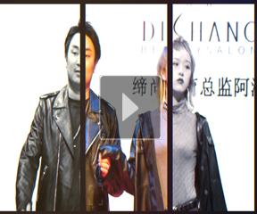 2019云南(昆明)国际时尚周缔尚教育总监阿海表演秀