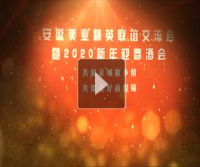 安徽美业精英联谊交流会暨2020新年迎春酒会圆满落幕!