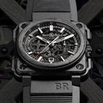 驾驶舱时计BR-X1仪表式腕表