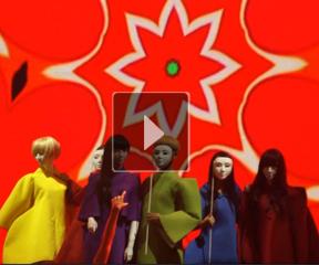 2014歌薇Color Zoom跃型耀色全球大赏中国区颁奖盛典