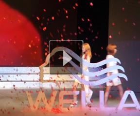 威娜2014国际趋势中国区总决赛精彩现场回顾