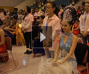 第十五届上海国际美发美容美甲邀请赛现场集锦