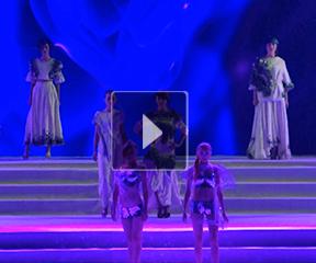 菲灵成都团队表演SHOW——追逐梦想