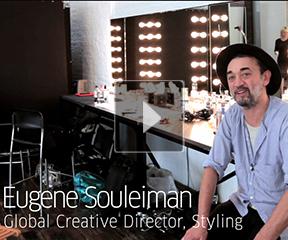与威娜大师Eugene Souleiman一起探索采集2015春夏色彩