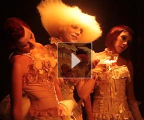 NOISE 2014巴黎站——Underground Hair Show