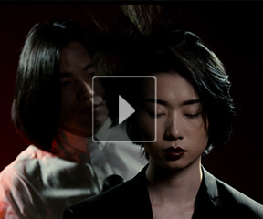 中国先锋时尚发型师蔡辉最新大片赏析