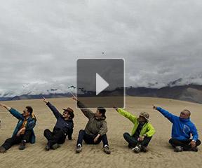 至尚·派尼斯烫控——2015美丽看中国西藏探索之旅