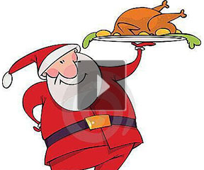美丽看中国——美业铺路石圣诞火鸡大餐