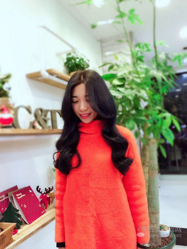 2014韩系流行发型女