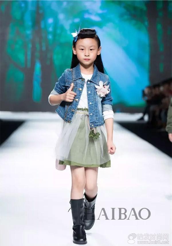 北京抓拍小宝宝的t台图片