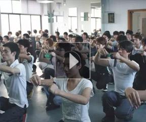 依百芬学校职业美发师剪刀操视频发布
