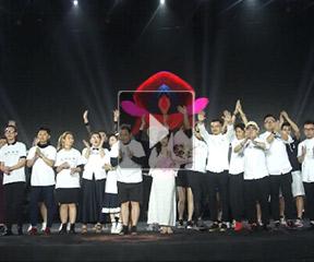 2016 11th AHF上海站共想学院--潮牌发型艺术秀之璀璨星空