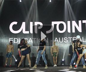 2016 11th AHF上海站国际大师秀Australia CLIP JOINT