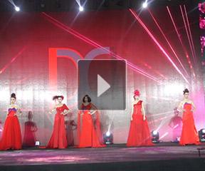 2016 11th AHF上海站DX美发学院《红韵》