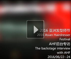 2016 11th AHF 后台专访