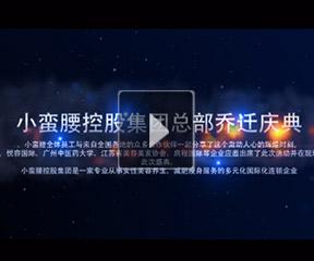 小蛮腰控股集团总部乔迁庆典近日顺利举行