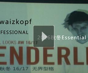 艾丝Estetica七十周年志庆--Essential Looks