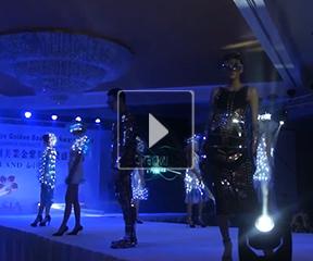 2016泰国金紫荆盛典——肯洲团队T台秀