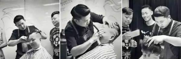 雕刻复古油头的要素:活力的发型,绅士的风度!
