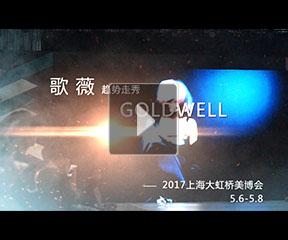 2017上海大虹桥美博会黄金30分—歌薇GOLDWELL团队时尚发型秀