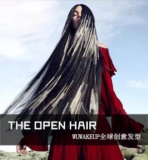 THE OPEN HAIR全球创意发型-冰岛风情