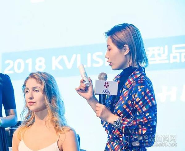 亚洲美囸�NN_艾薇老师亚洲发型师节表演