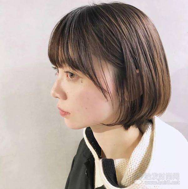 韩式小可爱发型