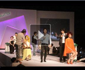 和风纪团队现场诠释12款公主形象