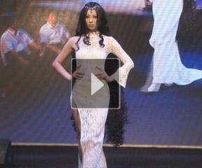 2012瑞贝卡时尚发型秀--第4届中国发制品展