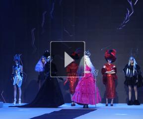 地心女王——中国时尚定制师盛汇