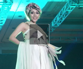 时尚造型学院T台秀——2013亚洲美业金紫荆大奖盛典