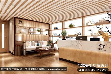 广东省深圳中式风格美容院设计