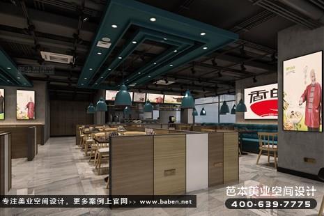 江苏省南京港式餐厅其他空间装潢