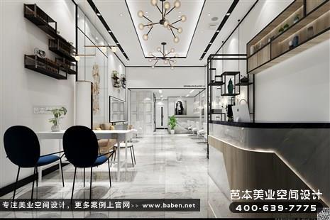 安徽省蚌埠芯尚造型发廊设计