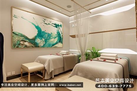 江苏省南京现代简约风格美容院设计