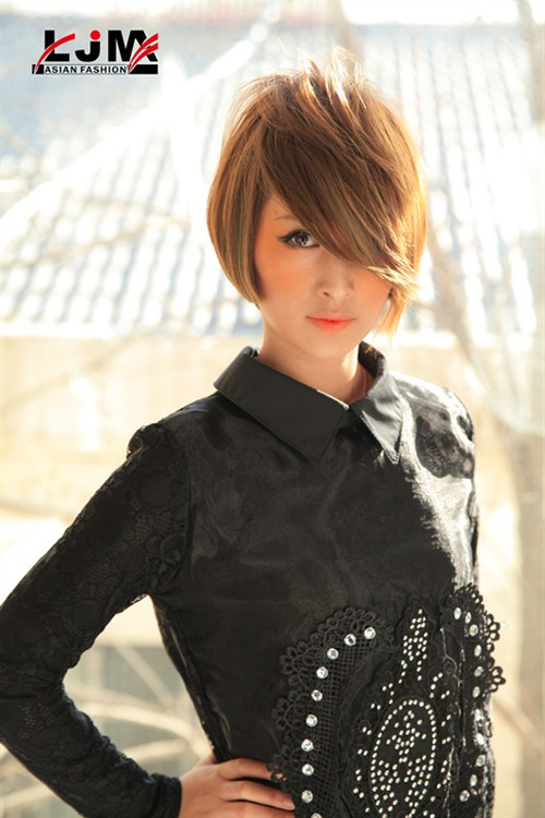 亚洲流国际发型艺术研发机构学院作品
