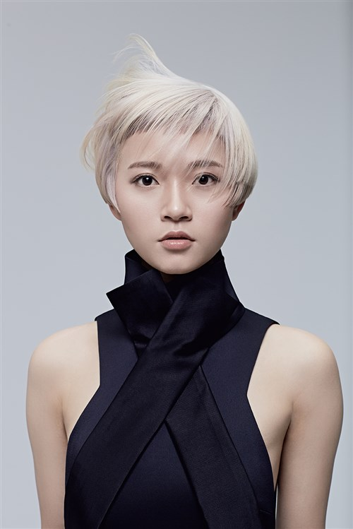 上海承艺美发学院学院作品