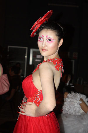 第十届江苏省美发美容大赛视频转播图片