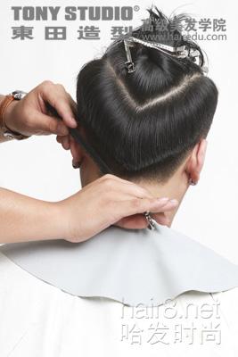 发型示意图 分区 手绘_发型示意图 分区 手绘分享展示图片