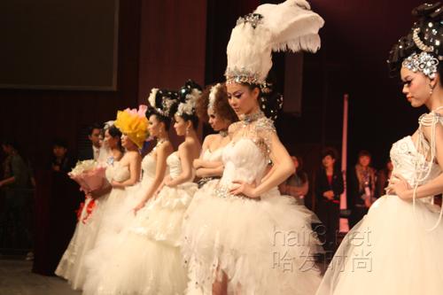 美容美发化妆美甲整体形象设计大赛