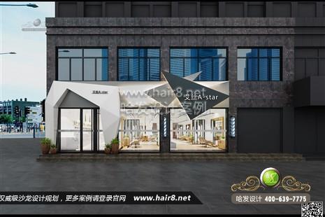 湖北省赤壁市艾丝A-star湖南卫视签约造型机构图6