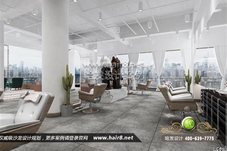 湖北省武汉市银座造型美甲接发烫染图3