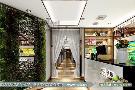 上海市MZ名钻护肤造型图1