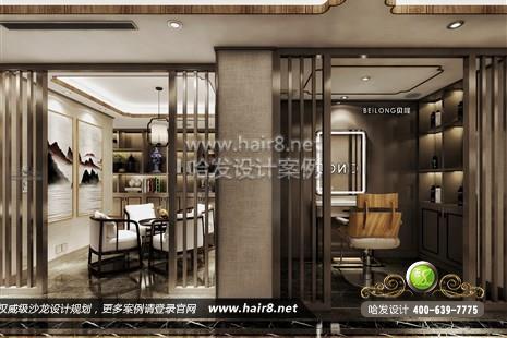 广东省深圳市贝隆美发美容养生美甲跨界概念法式花艺图6