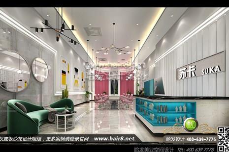 广东省惠州市苏卡日式造型接发图1