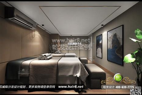 广东省深圳市沙宣潮牌沙龙御艾亲子养生图5