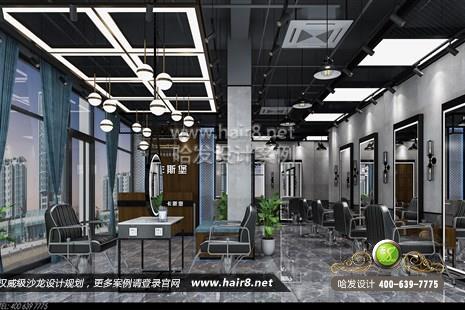 浙江省宁波市卡斯堡专业造型烫染图1