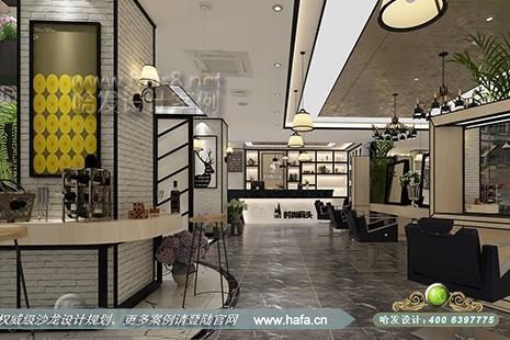 北京市时尚码头科技护肤造型图2