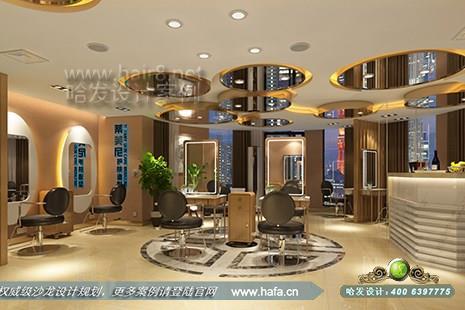 上海市蒂芙尼护肤造型图1